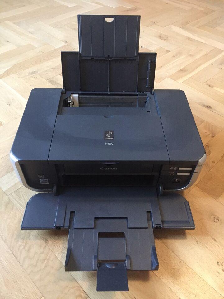 Blækprinter, multifunktion, Canon