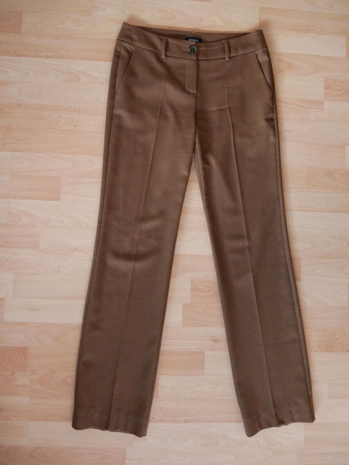 Wollhose neuwertig - MAX&Co. - Gr.38 - langes Bein