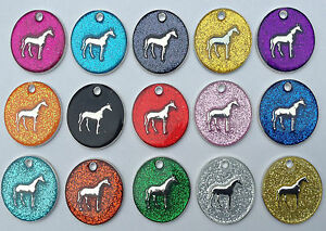 Equestrian-Horse-Tags-Horse-Tack-Saddles-Rugs-Bridles-with-ENGRAVING-OPTIONS