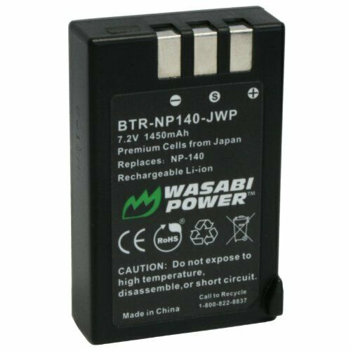 Wasabi Power Battery for Fujifilm NP-140