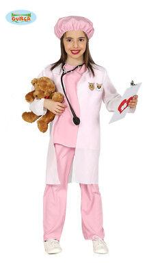 GUIRCA Costume veterinaria dottoressa animali carnevale bambina mod 8326/_