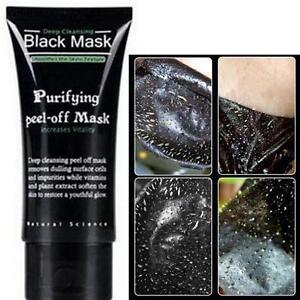 purifying black peel  mask facial cleansing blackhead
