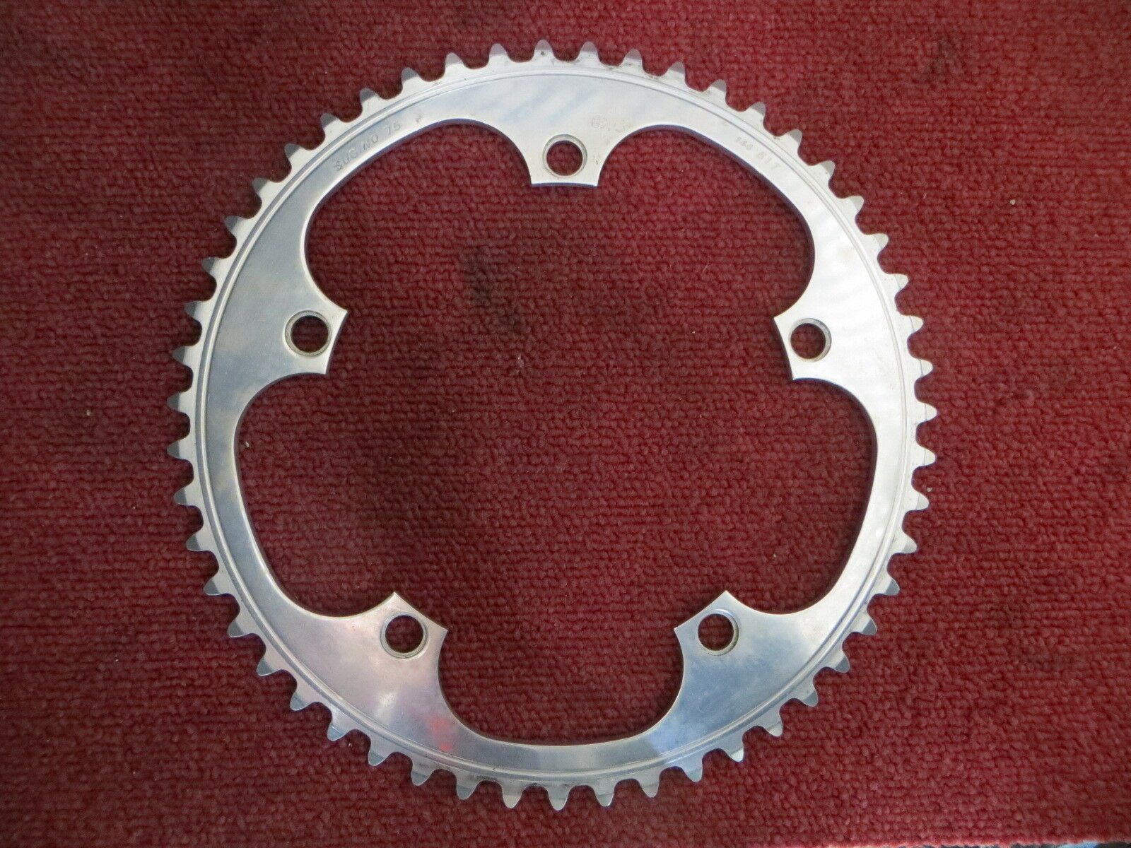 Sugino 75 144BCD 1 8  NJS Approved Chainring 51T Fixed Gear Pista  (19020505)