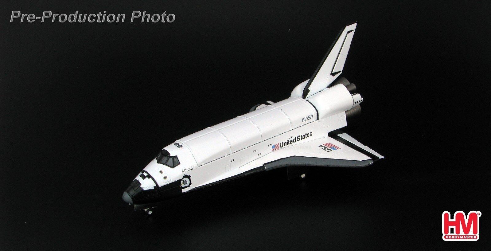 Hobby Master HL1401, Space Shuttle  orbiter,  Atlantis , 1 200  la qualité d'abord les consommateurs d'abord