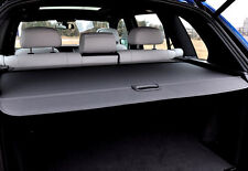 Trunk Shade BLACK Cargo Cover For BMW X5 E70 2008 2009 2010 2011 2012 2013