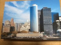 New York Manhattan Photograph Print Canvas Original Signed Limited ed 2/ 20