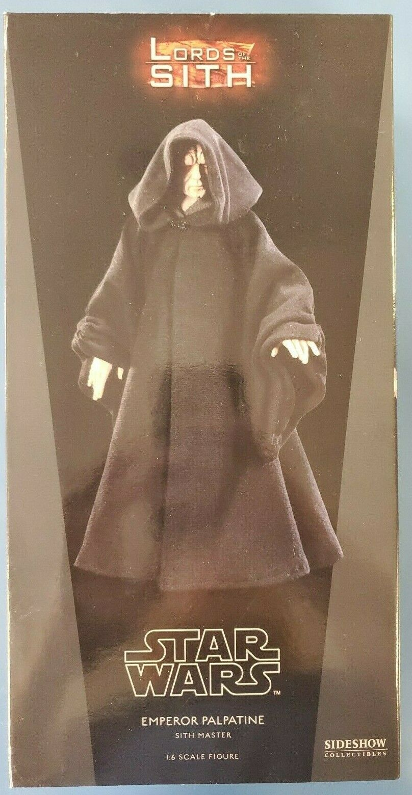 Sideshow Collectibles Star Wars Lords Of The Sith Emperor Palpatine 1 6 Scale