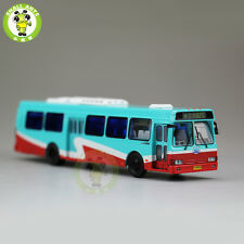 1/76 American US Flxible Bus China ShangHai Bus NO 825 Diecast Bus Car Model