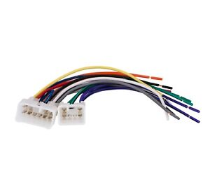 Details about NC Shipping *NEW* TY-8100 Toyota Factory Radio Wiring on