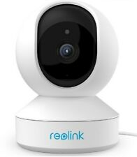 4MP PT Smart Home Security WIFI Camera Pan Tilt 2-Way Audio Reolink E1 Pro