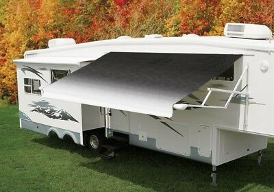 17' Carefree Travel'r Electric RV Awning (complete with ...