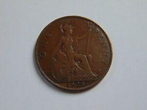 1-Muenze-Grossbritannien-Great-Britain-1-Penny-George-V-1928-KM-838-Bronze
