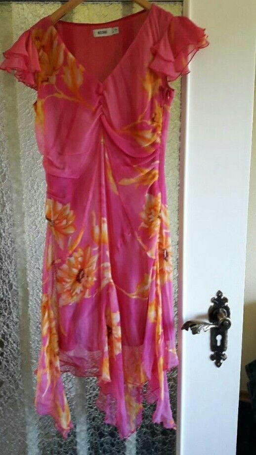 Moschino- Designerkleid Gr. 36 sehr edel absolut neuwertig
