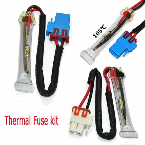 Thermistor Thermal Fuse Kit Pour SAMSUNG réfrigérateur dégivrage Chauffage Capteur