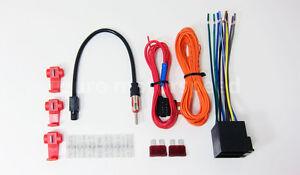 05-08 Porsche 987 997 Aftermarket Radio Wiring Kit (Only for Non Bose  Vehicles) | eBayeBay
