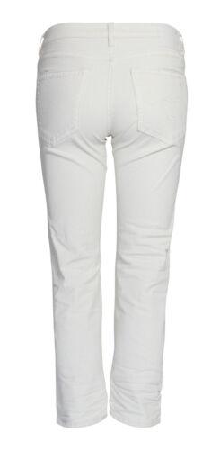 Cassé Couleur Jeans 30 R13w0091571 Straight Boy Nouveau Blanc Modèle R13 wxf0WX