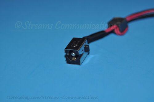 TOSHIBA Satellite C55-A C55D-A5120 C55D-A5146 Laptop DC Power Jack w// Cable