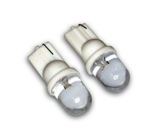 10 pcs T10 194 W5W 1 LED Pure White Dome Instrument Car Bulb Lamp ChicVE