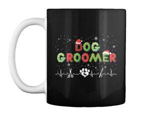 Printed Proud Dog Groomer - Gift Coffee Mug Gift Coffee Mug