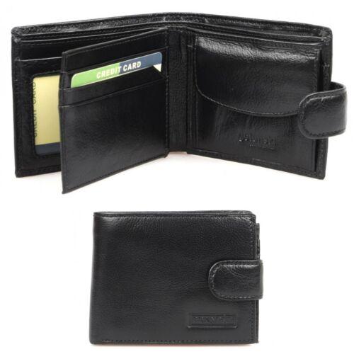 Mens Premier Tradditonal Quality Leather Wallet By Golunski SR066