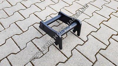 Anschweißrahmen Martin M03 Ohne Boden Adapterrahmen Schnellwechsler Minibagger