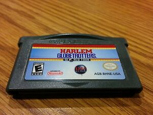 Harlem-Globetrotters-World-Tour-Nintendo-Game-Boy-Advance-GBA-2006