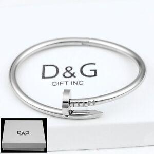 Image Is Loading Dg Men 039 S 7 034 Stainless Steel