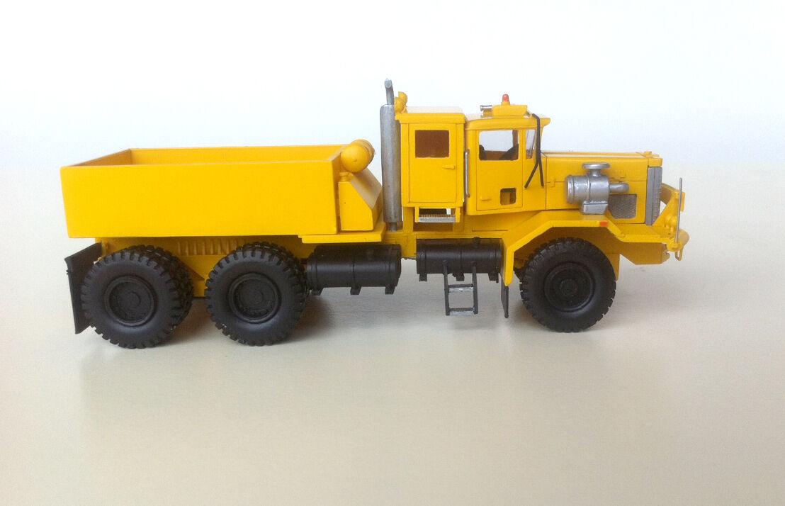 Terminé modèle Resin HO 1 87 OSHKOSH j30120 6x4 Prime Mover-FanKit Models