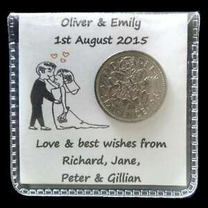 Lucky Sixpence For Bride | Wedding Ideas