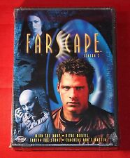 Farscape - Season 2: Vol. 1 (DVD, 2002, 2-Disc Set) R1 Fantasy BRAND NEW