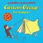 Curious George Goes Camping by Margret Rey (Paperback, 1999)