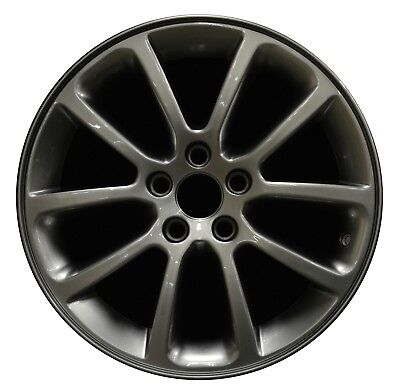 "18/"" Ford Edge 2007 2008 2009 2010 Factory OEM Rim Wheel 3674 Hyper Grey"