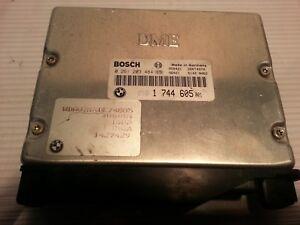 Original-BMW-E38-730i-iL-Motorsteuergeraet-DME-programmiert-Engine-control-Unit