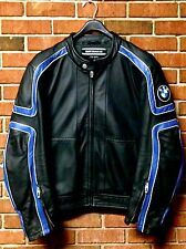 BMW Motorrad, Leather Club Jacket, Mens Motorcycle Jacket