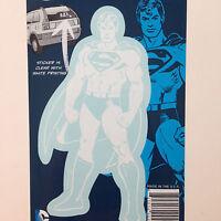 Dc Comics Originals Superman Car Window Sticker Decal Family 5