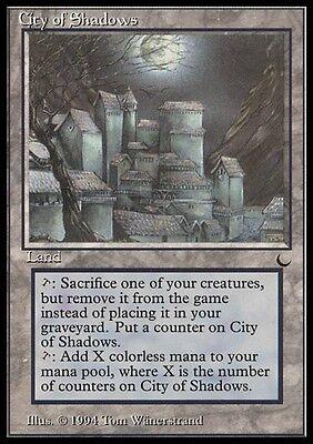 CITTÀ DELLE OMBRE - CITY OF SHADOWS Magic DRK Mint