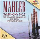Mahler: Symphony No. 5 Super Audio Hybrid CD (CD, Apr-2003, PentaTone Classics)