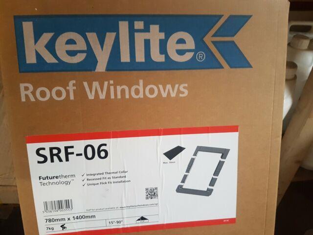Keylite Srf-06 Slate Flashing Kit 780mm X 1400mm for sale ...