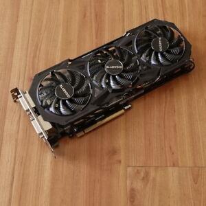 Gigabyte GeForce GTX 980 Ti WINDFORCE 3X Gaming 6GB Graphics Double Data Rate 5 GPU tarjeta de gráficos