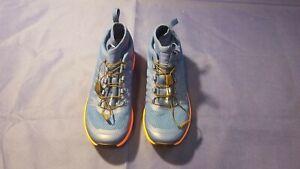 Running Trailschuh cross Country Salomon Xa Enduro Profeel,Blue Orange,392408