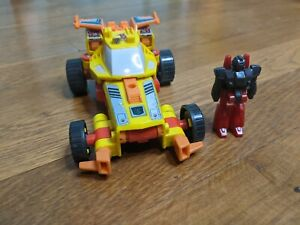Vintage Transformers G1 Targetmaster SURESHOT Hasbro 1987 100% Complete