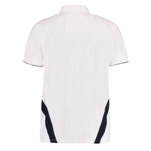 Gamegear Mens Cooltex Riviera Polo Shirt Sports Top Gym Training Tennis KK974