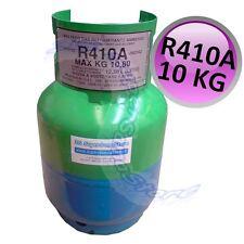 3S BOMBOLA RICARICABILE R-410 KG 10 NETTI GAS REFRIGERANTE per CONDIZIONATORE