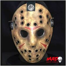 Deluxe Freddy vs Jason Hockey Mask Friday 13th Film Replica Horror Collectible
