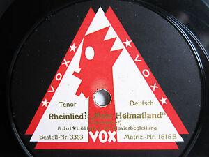 78rpm-ADOLF-LOELTGEN-sings-OBERMEYER-BOHM-HIS-ONLY-RECORDING