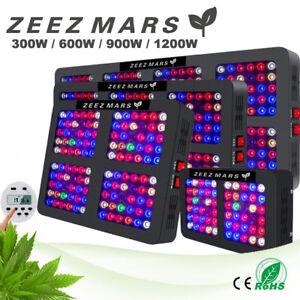 ZEEZ-MARS-300W-600W-900W-1200W-LED-Grow-Light-Full-Spectrum-w-Timer-Plant-Bloom