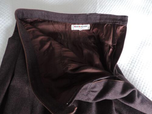 brown cond 40 Saint Colore Grey Laurent foto Gonna 38 lana Meglio Buona in di zRxqpH