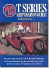 MG T Series Restoration Guide by Malcolm Green (Paperback, 1993)