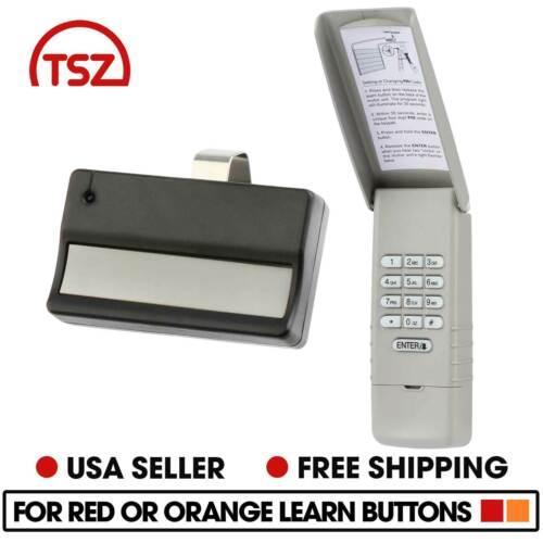 For Liftmaster Sears Garage Gate Door Keypad 977LM Opener Visor Remote 971LM