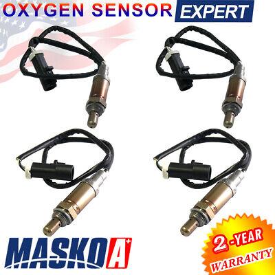 2PC O2 Oxygen Sensor Up//Downstream For Ford F-150 4.2L 4.6L 5.4L E-350 5.4L 6.8L